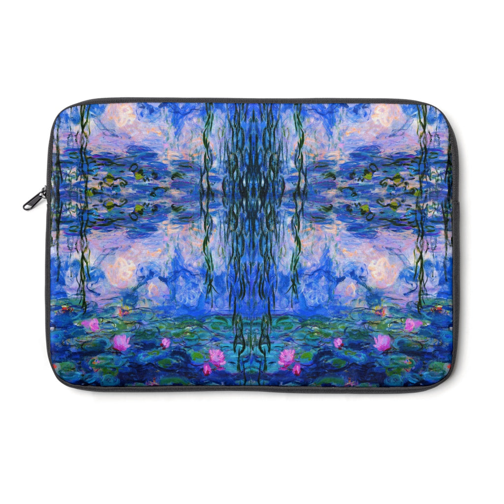 Monet Water Lilies Laptop Sleeve