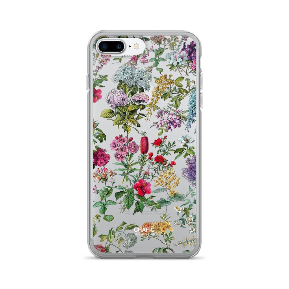 All Floral Iphone 7 8 Plus Case