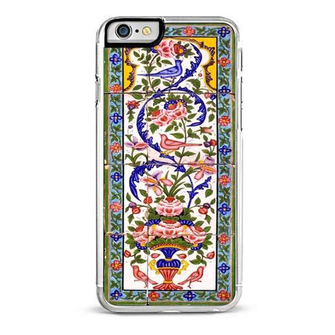 Ancient Floral iPhone 6/6S Plus Case