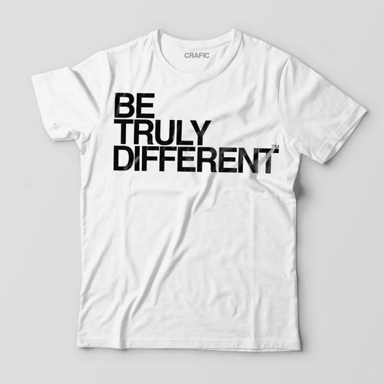 Be Truly Different Graphic Tee