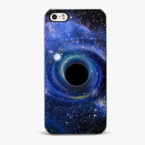 BLACK HOLE iPhone 5/5S Case - CRAFIC