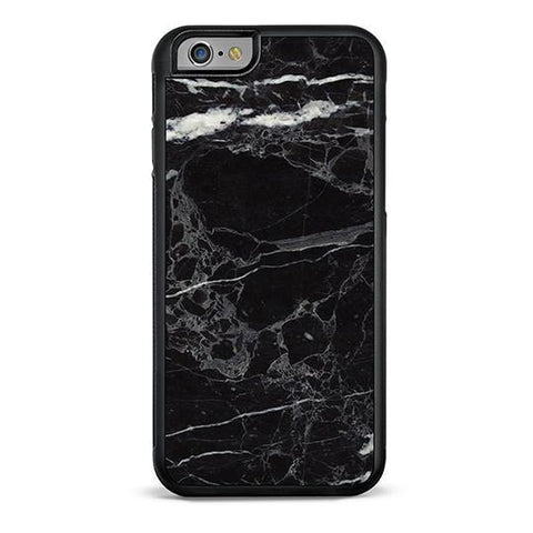 BLACK MARBLE IPHONE 6/6S CASE - CRAFIC