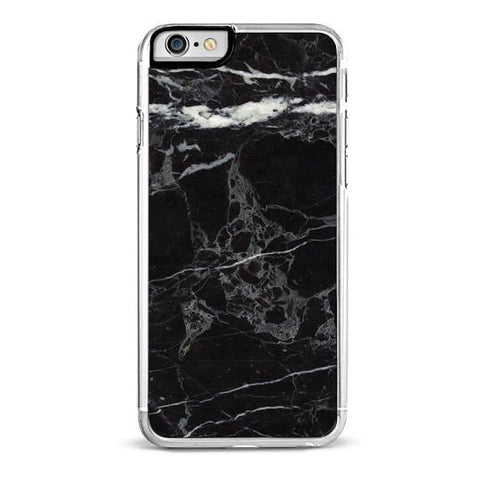 Black Marble iPhone 6/6S Plus Case