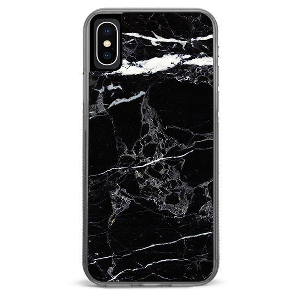 Black Marble iPhone Xs Max case