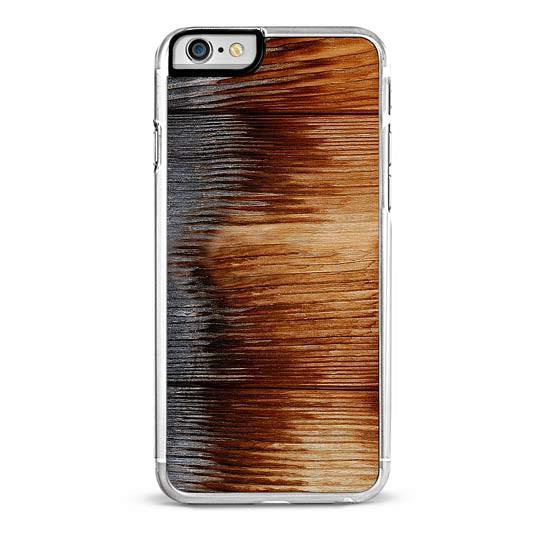Burned Wood iPhone 7 Plus Case
