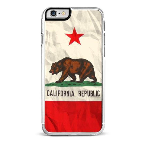 California Flag iPhone 6/6S Plus Case