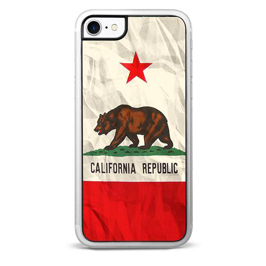 california iphone 8 case