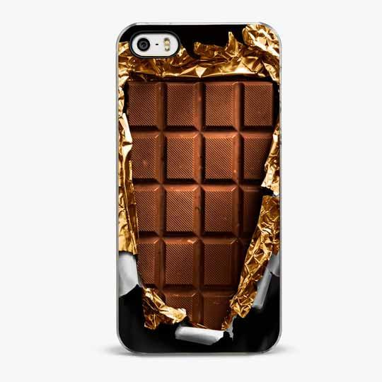 CHCOLATE IPHONE SE CASE - CRAFIC