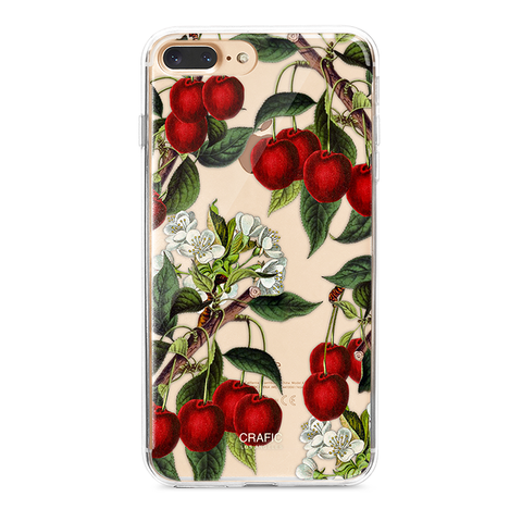 Cherry Garden iPhone 7 / 8 Plus Case