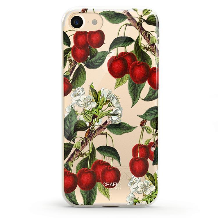 separation shoes 995c4 fb32c Cherry iPhone 7 / 8 Case - CRAFIC
