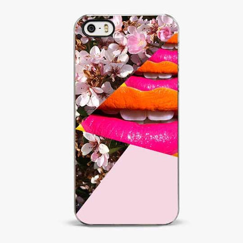 CHERRY SMILE iPhone 5/5S Case - CRAFIC