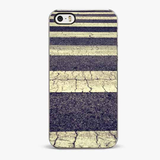 City Cross Walk iPhone 5/5S Case - CRAFIC