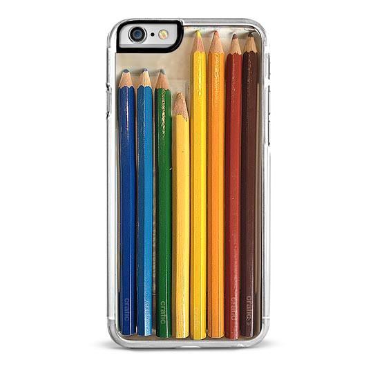 Color Pencils iPhone 7 / 8 Plus Case