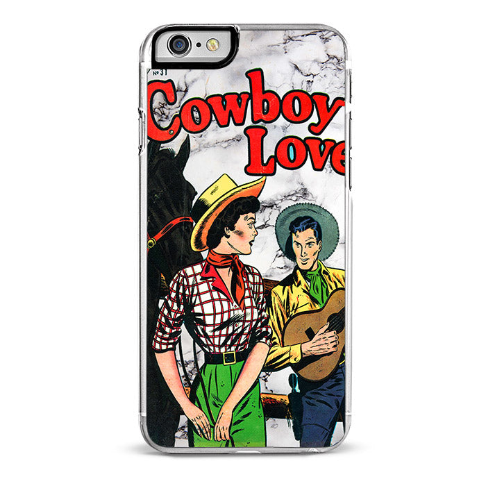 Cowboy Love iPhone 6/6S Case