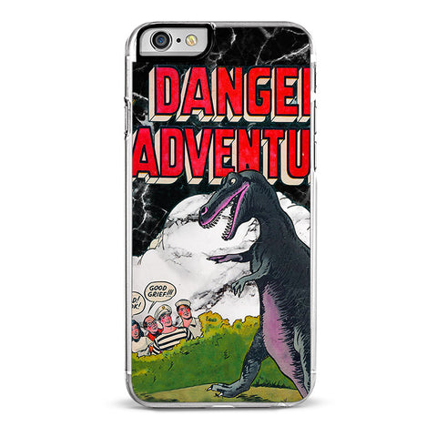 Danger Adventure iPhone 6/6S Plus Case