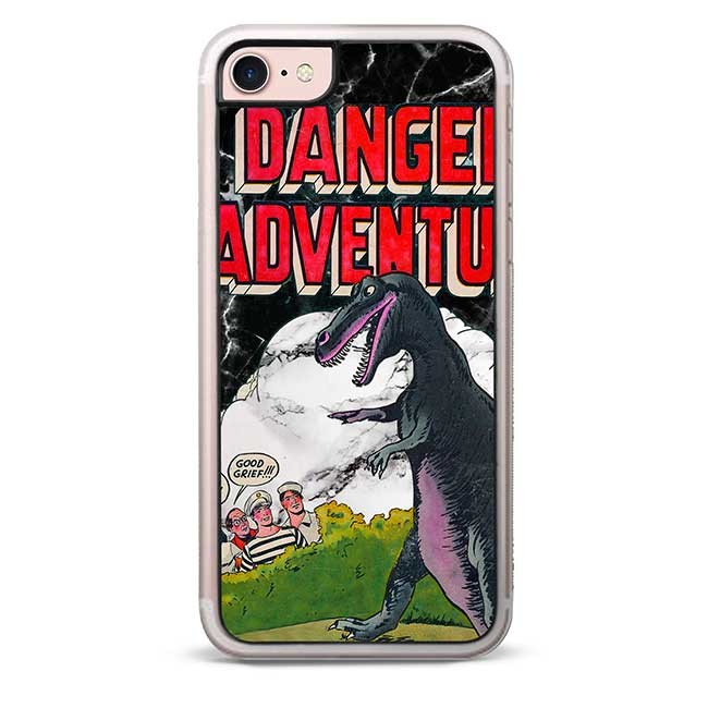 Danger Adventure iPhone 7 / 8 Case