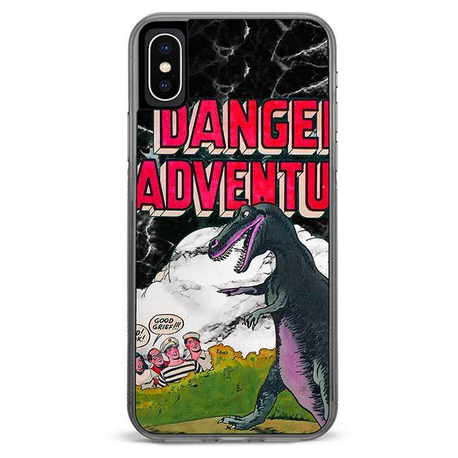 Danger Adventure iPhone Xs Max case