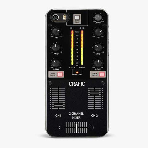 DJ MIXER iPhone 5/5S Case - CRAFIC