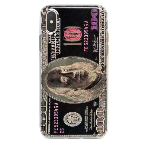 Dollar Bill iPhone Xs Max case