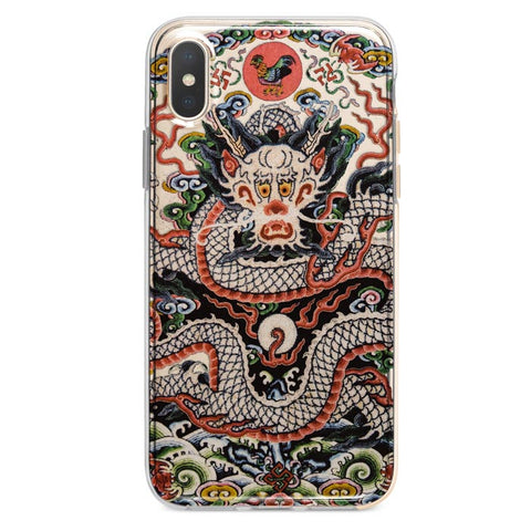 Dragon iPhone Xs Max case