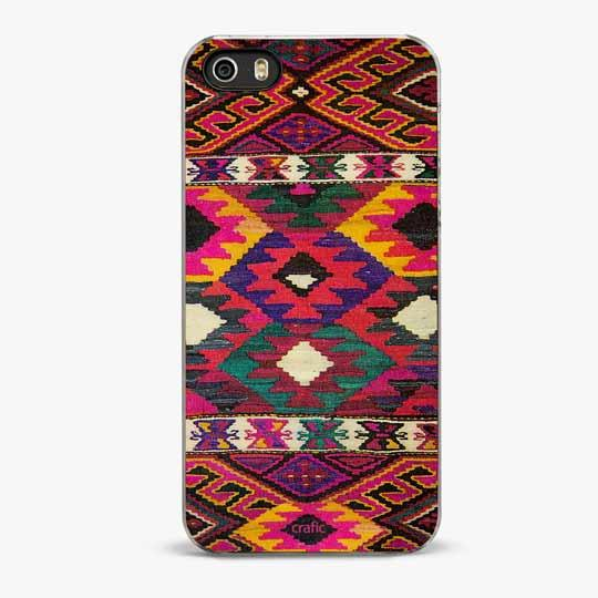 EASTERN FOLK IPHONE SE CASE - CRAFIC