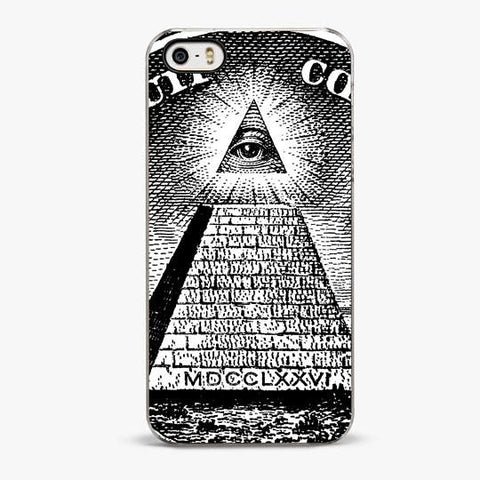 EYE OF PROVIDENCE iPhone 5/5S Case - CRAFIC