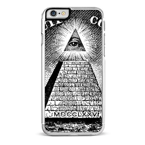 Eye Of Providence iPhone 6/6S Plus Case