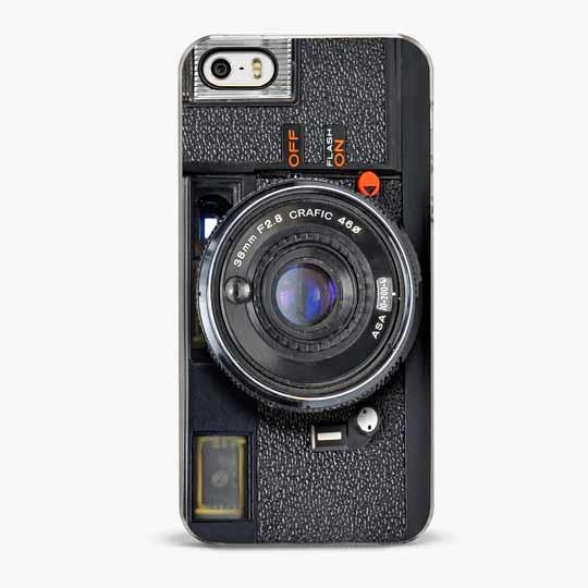 Film Camera iPhone 5/5S Case