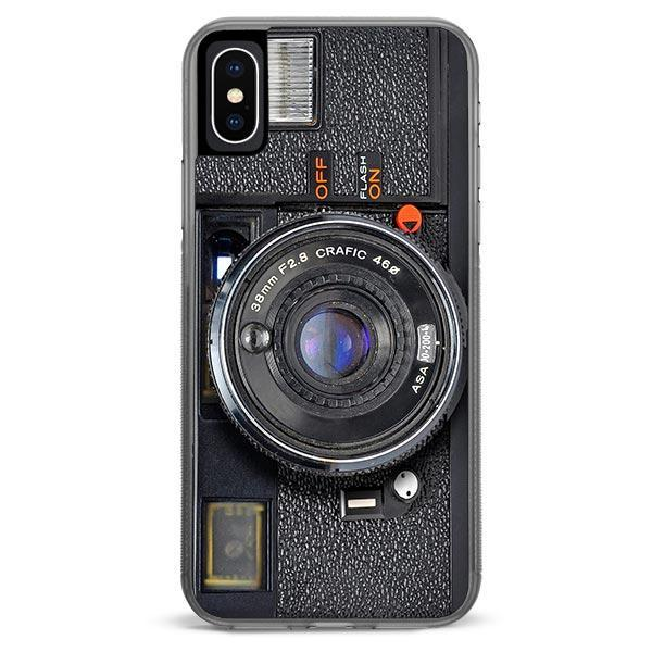 Film Camera iPhone Xs Max case