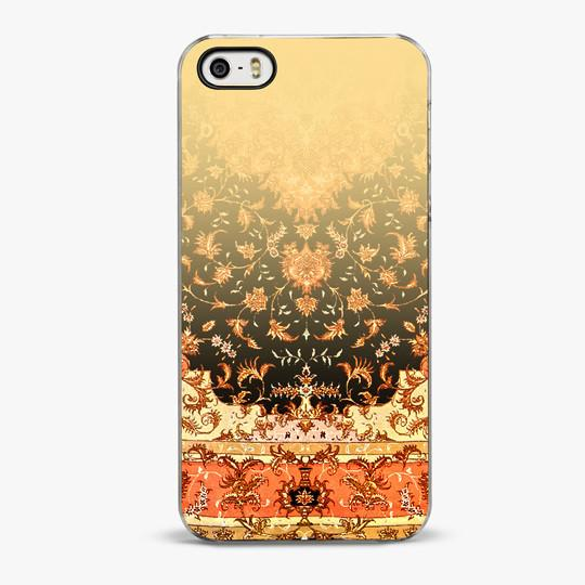 FLORAL FADE IPHONE 5/5S CASE