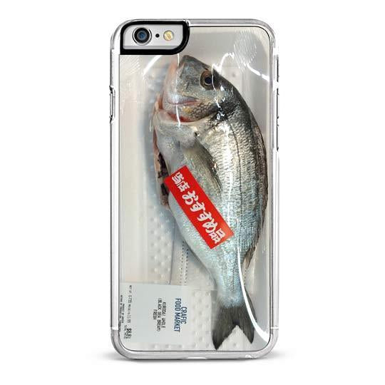 Fresh Fish iPhone 6/6S Plus Case