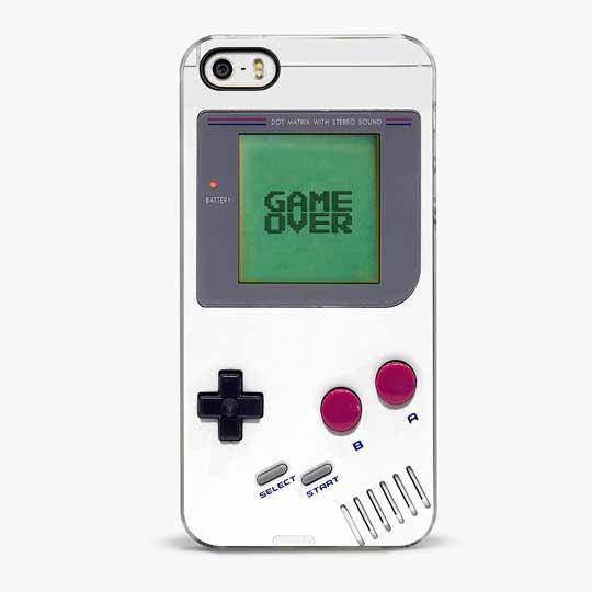 Game Over, Boy iPhone 5/5S Case