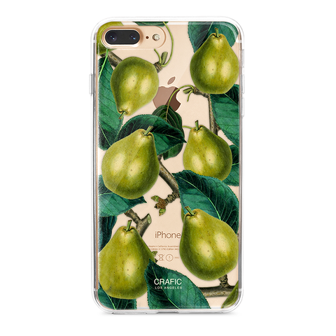 Green Pear iPhone 7 / 8 Plus Case