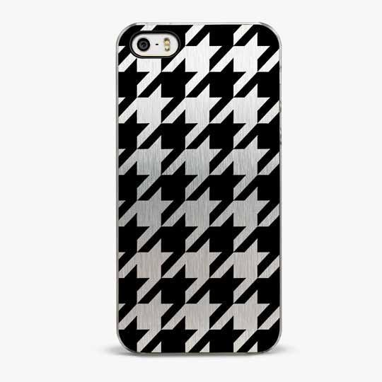 Hounstooth iPhone SE Case