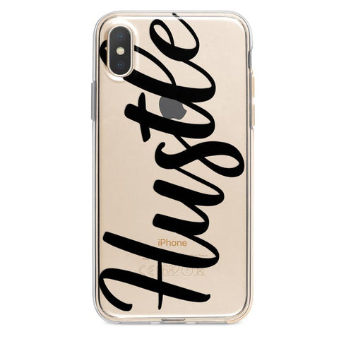 Hustle iPhone Xs Max case