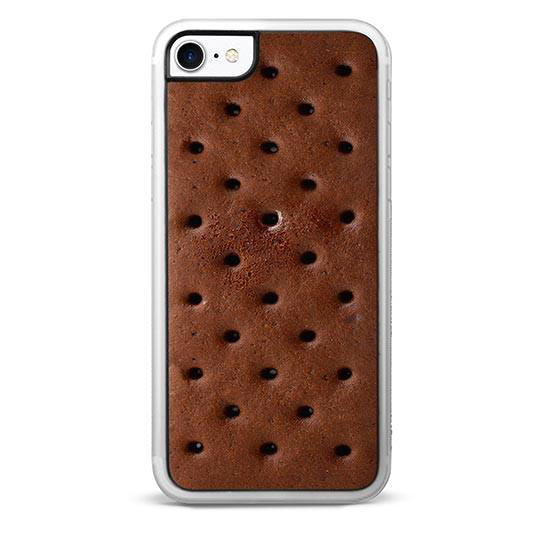cream iphone 7 case