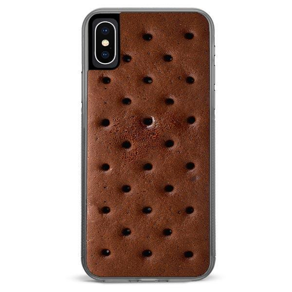 Ice Cream Sandwich iPhone Xs Max case