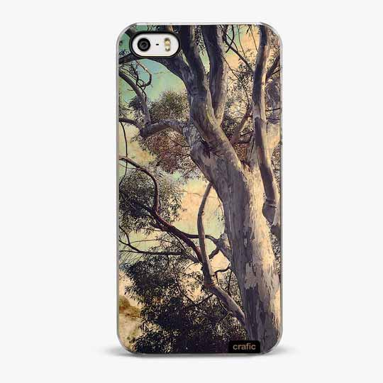 In The Tress iPhone SE Case