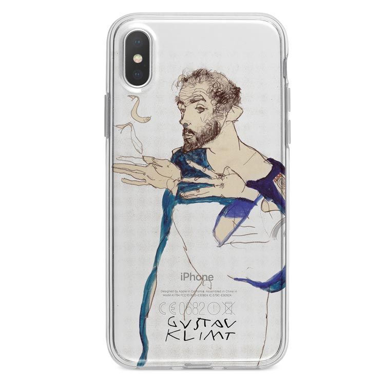 klimt gustav iPhone Xs Max case