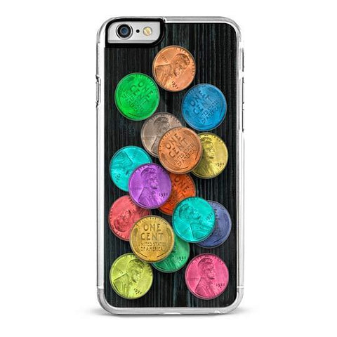 Lucky Pennies iPhone 6/6S Case