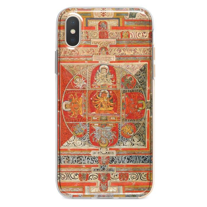 Mandala iPhone Xs / X case