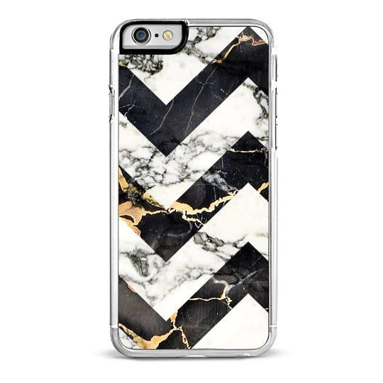 Marble Stripe iPhone 6/6S Plus Case