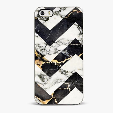 MARBLE STRIPE IPHONE 5/5S CASE