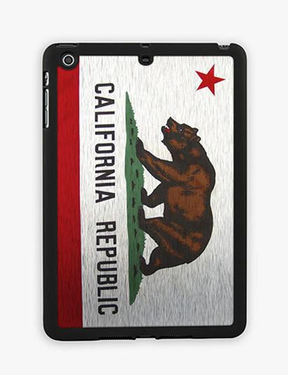 Metallic California Flag iPad Mini Case