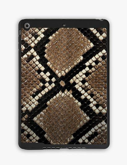 Metallic Snake Print Ipad Air Case