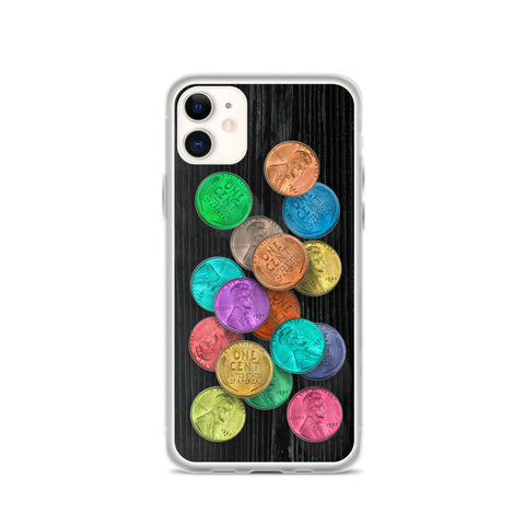 Super Pennies iPhone 11 Case