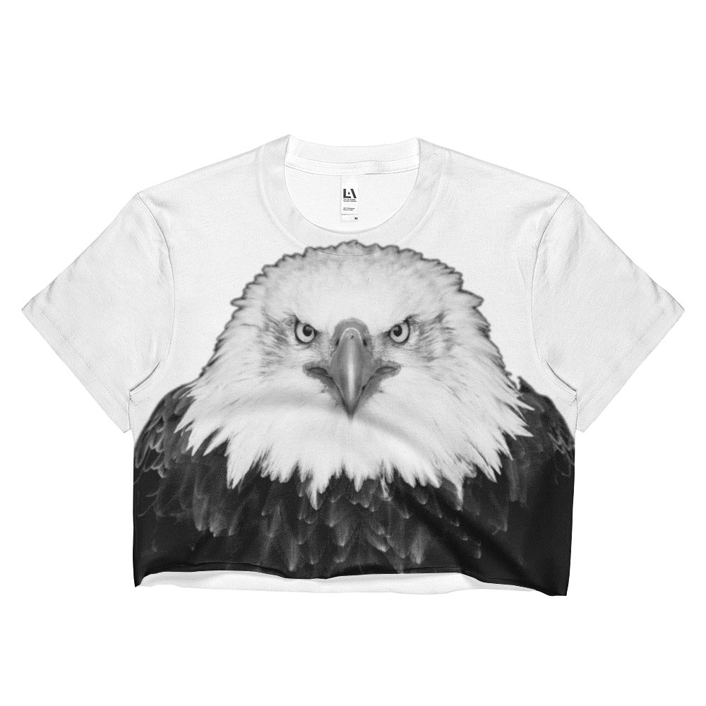Eagle Ladies Crop Top