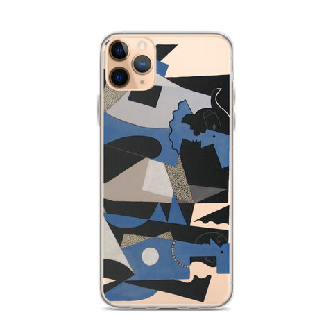 Picasso Abstract iPhone 11 Case