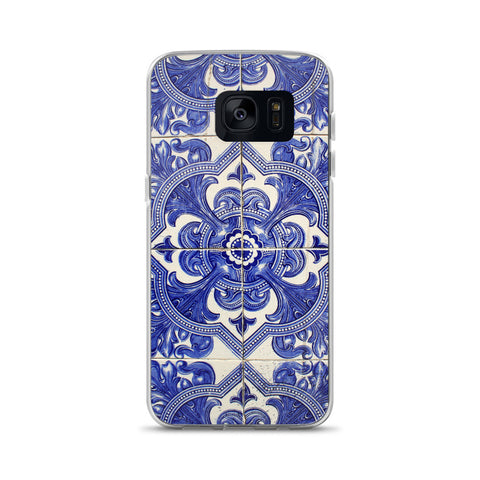 Ancient Tile Samsung Galaxy Case