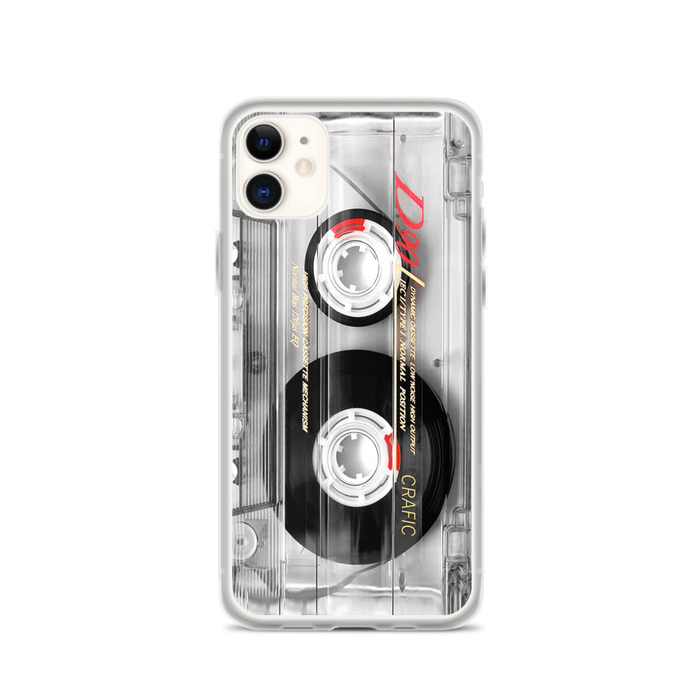 Cassette Tape iPhone 11 Case